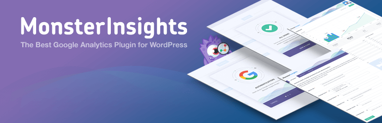 wordpress monster insights