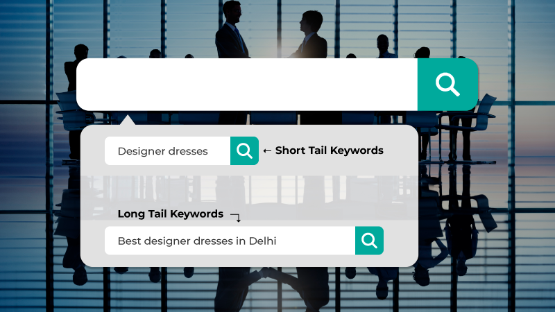 importance of long tail keywords in SEO