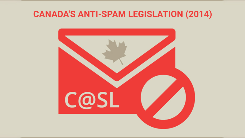 Email Spam Laws for Canada