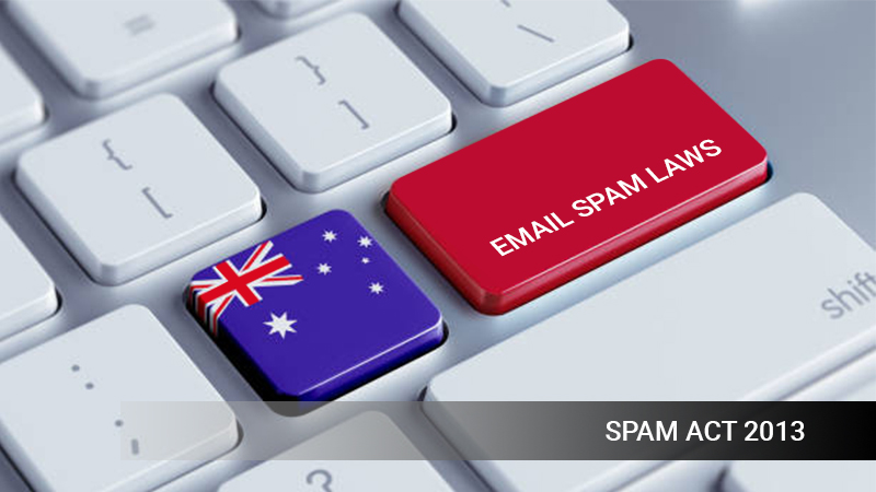 Anti Spam Laws for Australia