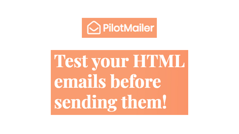 PilotMailer-Email-Testing-Tool