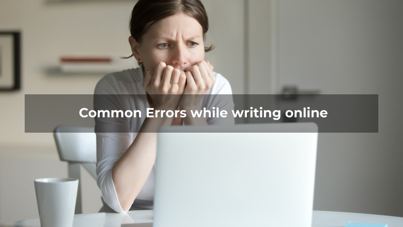 social media writing mistakes