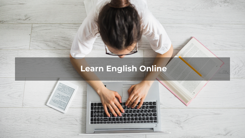 learn english online for social media writing