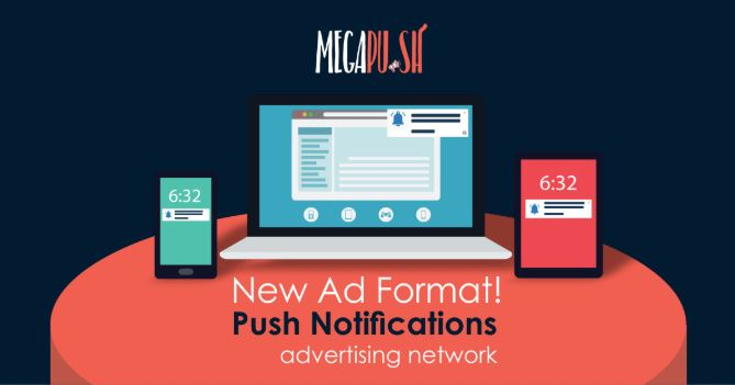 Push Notifications Advertising Network