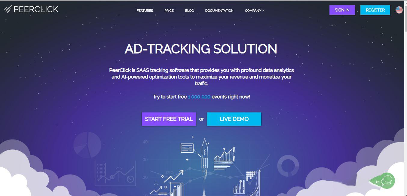 Peerclick Tracker