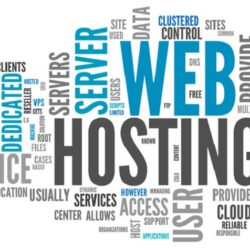 web hosting feature