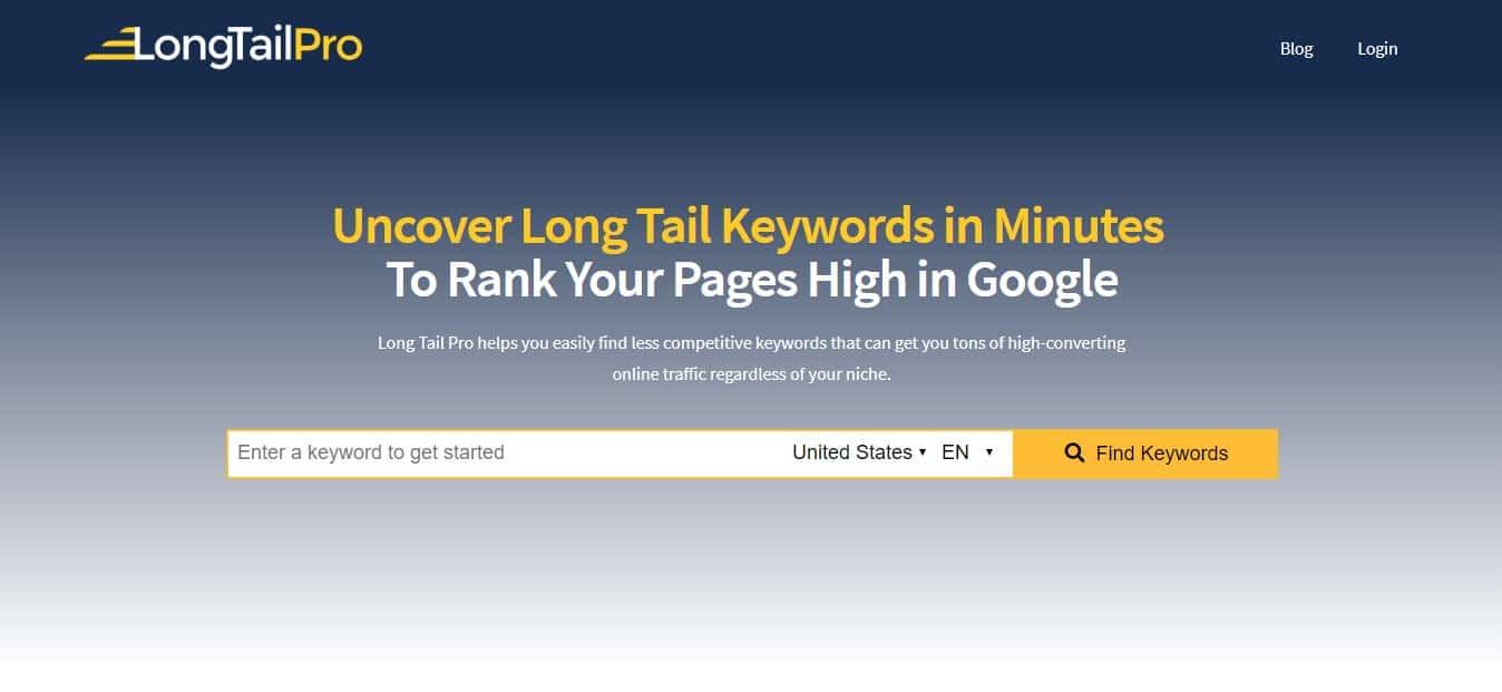 Top Best Free Keyword Research Tools