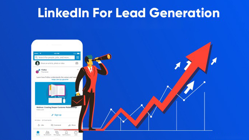 Convert Business Page into Lead generation page on linkedin