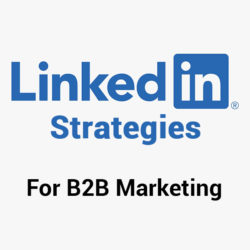 Learn About The 5 Most Effective LinkedIn Strategies for B2B Marketing
