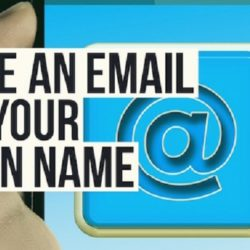 Learn How to Set Up An Email Account That Uses Your Domain Name