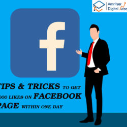 Tips And Tricks To Get 1000 Likes On Facebook Page Within One Day