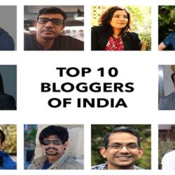 Top 10 Bloggers Of India- Icons Of Inspiration