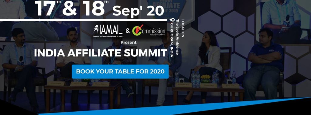 India Affiliate Marketing Conference 2020