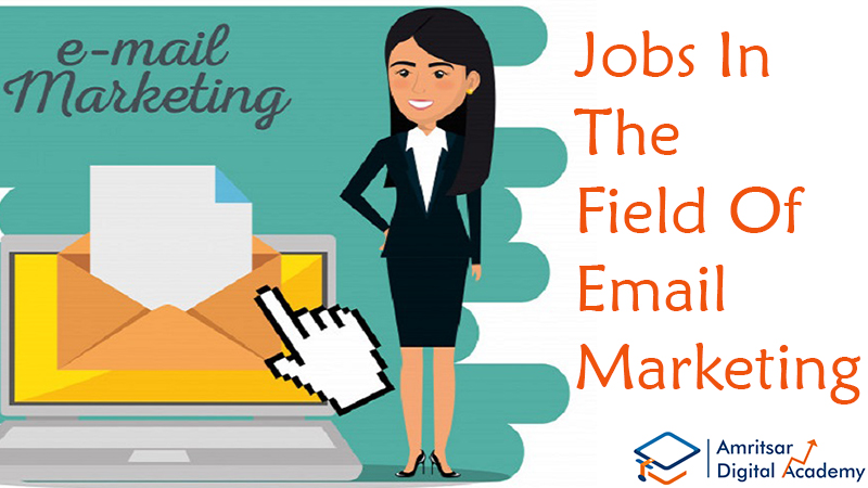 Email Marketing- Digital Marketing Job