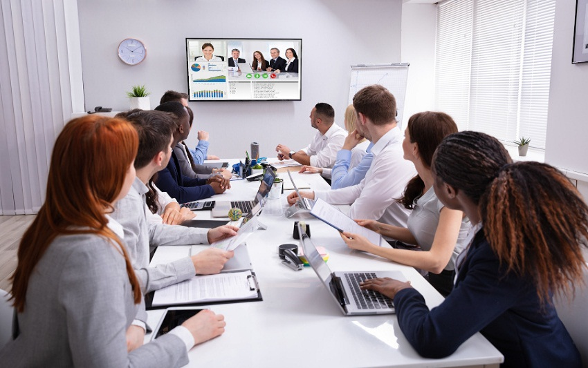 Live Meeting Software For Online Meeting And Business Updates